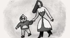 Профессиональные няни в помощь семьям со слепоглухими детьми