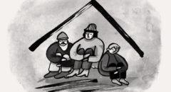 «Дом Милости» для бездомных в Усть-Илимске