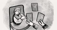 Обучение общению детей, не способных говорить