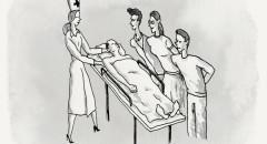 Служба ухода за лежачими больными