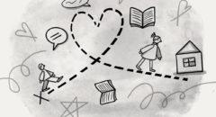Помощь в образовании детей и подростков с опытом сиротства
