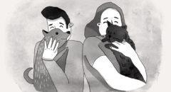 РЭЙ: фонд помощи бездомным животным