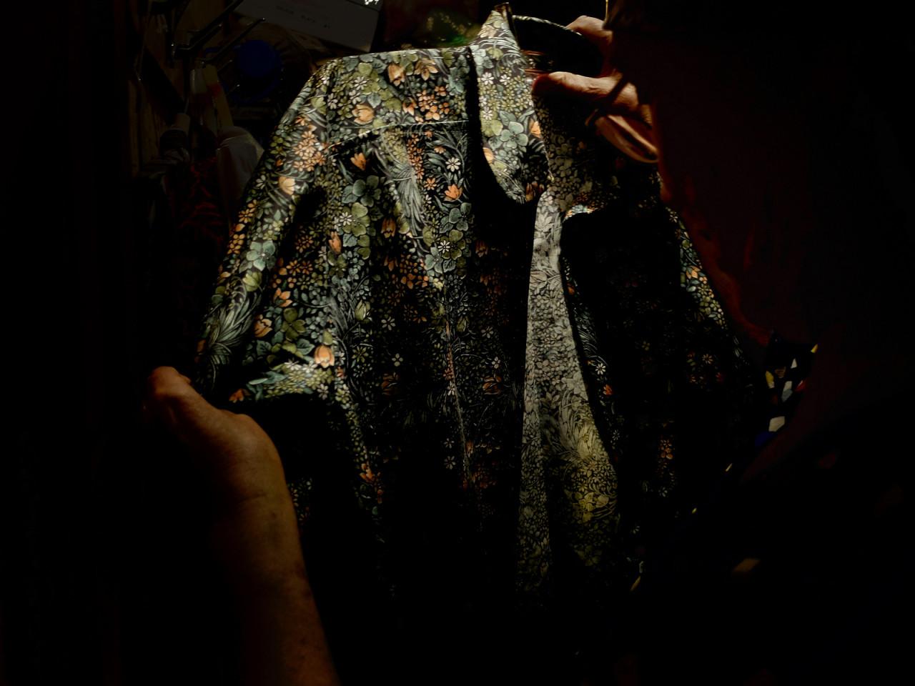 Сшить погребальное платье