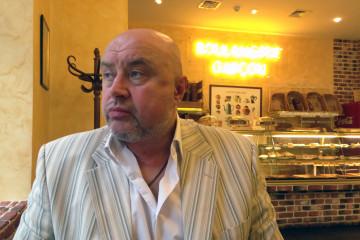 атаман Андрей Поляков  фото: Максим Мартемьянов