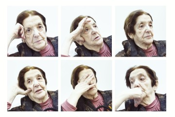 Мария Григорьевна Рольникайте. В 1941—1943 годах — узница Вильнюсского гетто (где погибли её близкие), затем — концлагерей Стразденгоф и Штуттгоф. Участница антифашистского подполья.  Фото Оксана Юшко.