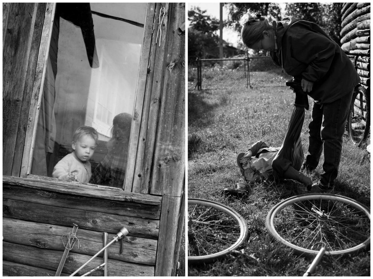 Приехала в деревню к деду внучка 30 фотография