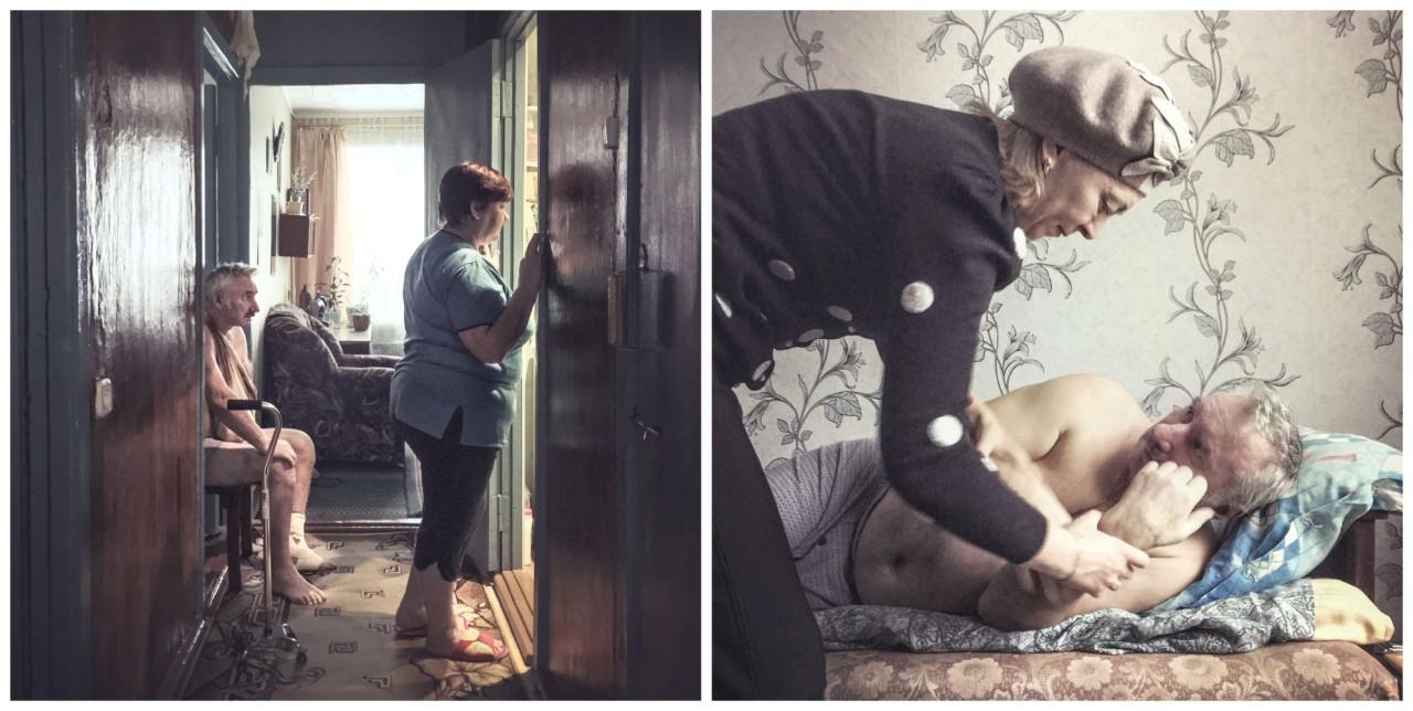 Секс медсестра ходит домой к больному 10 фотография