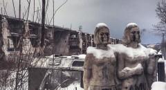 Камвольно-суконный комбинат Читы - ныне разрушенное предприятие, вокруг которого образовался один из самых криминальных районов города - КСК.