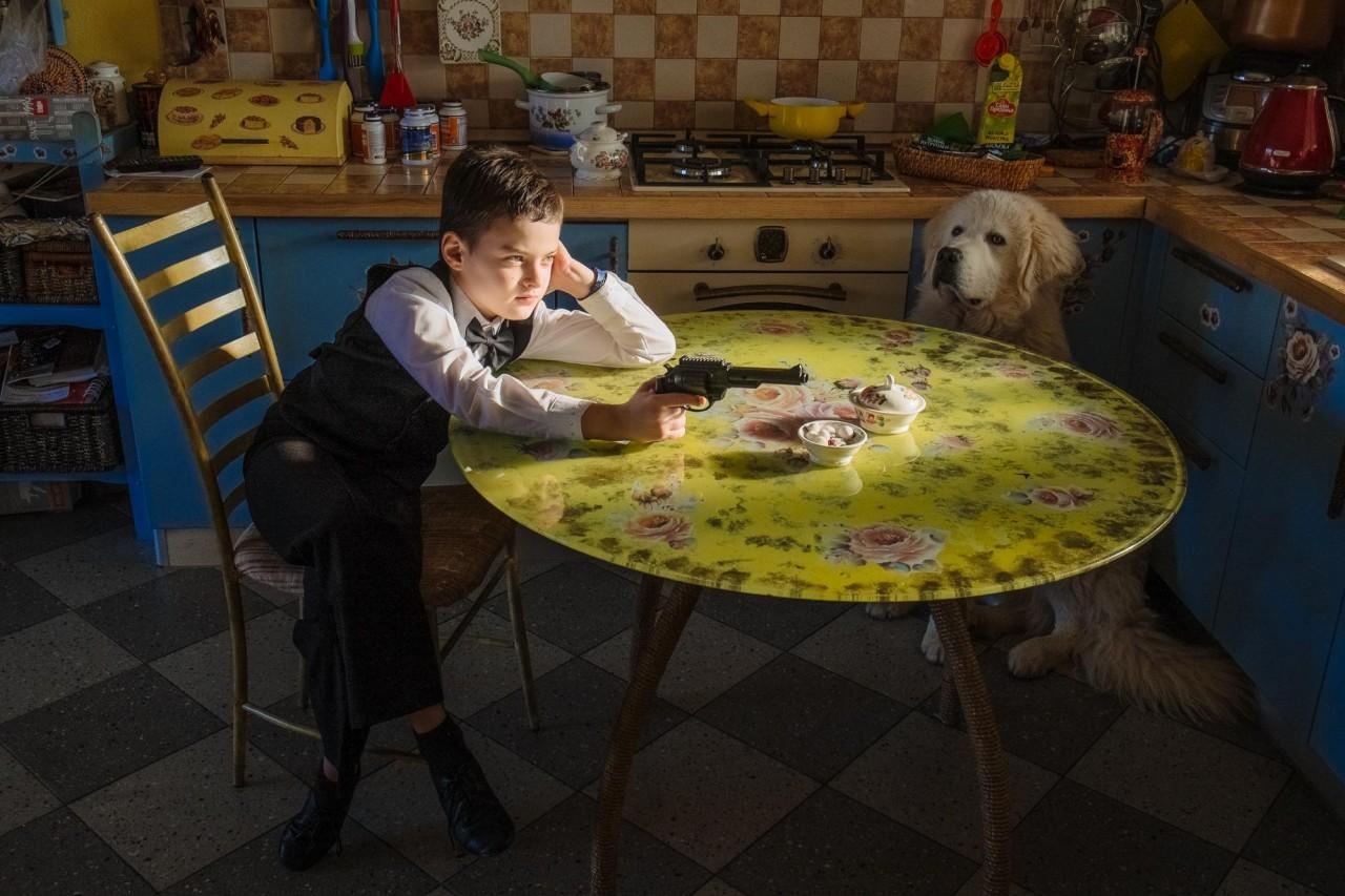 Русская тётя учит сексу мальчика 9 фотография