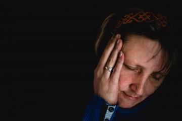 IKV_11042016_Irina Портрет Ирины в приюте Ночлежки