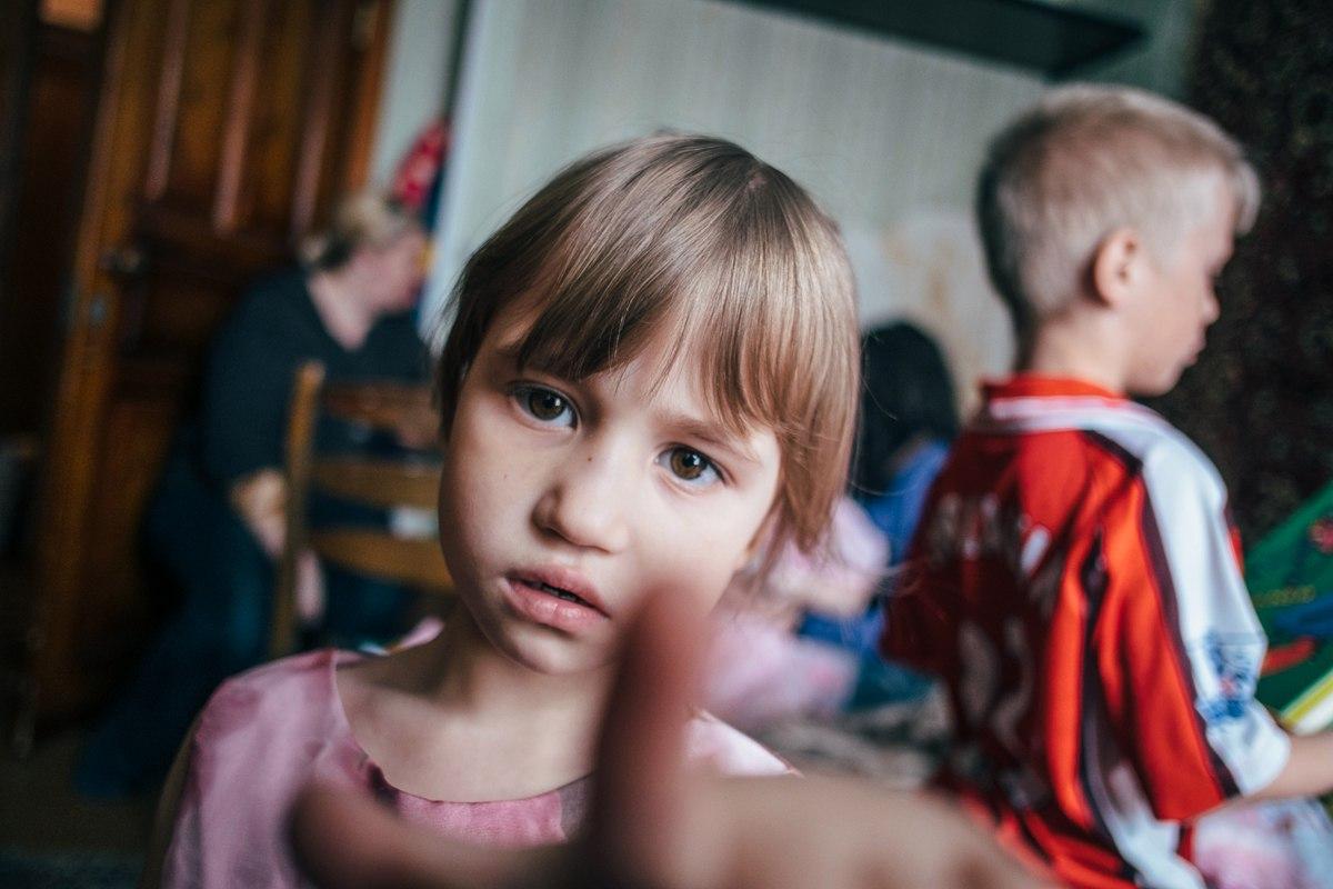 Картинка дети сироты