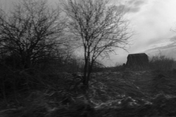 Заброшенные дома в Тульской области.