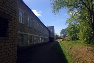 Больница в рабочем поселке Пижма Тоншаевского района Нижегородской области  фото: Дмитрий Степанов