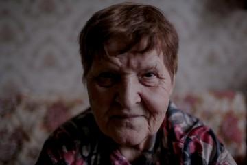 Роза Киямова у себя дома
