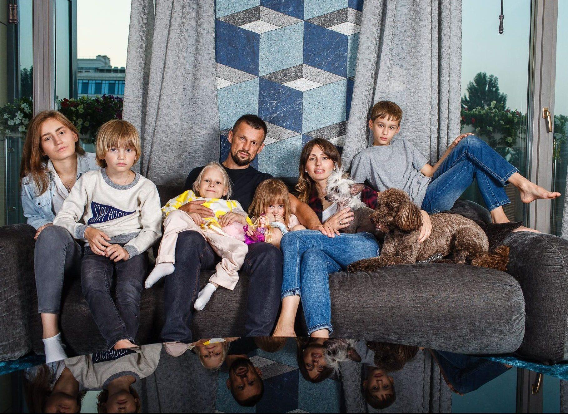Дом для многодетной семьи фото