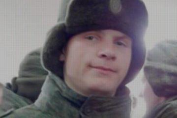 Николай Курасов  фото: Из личного архива матери погибшего