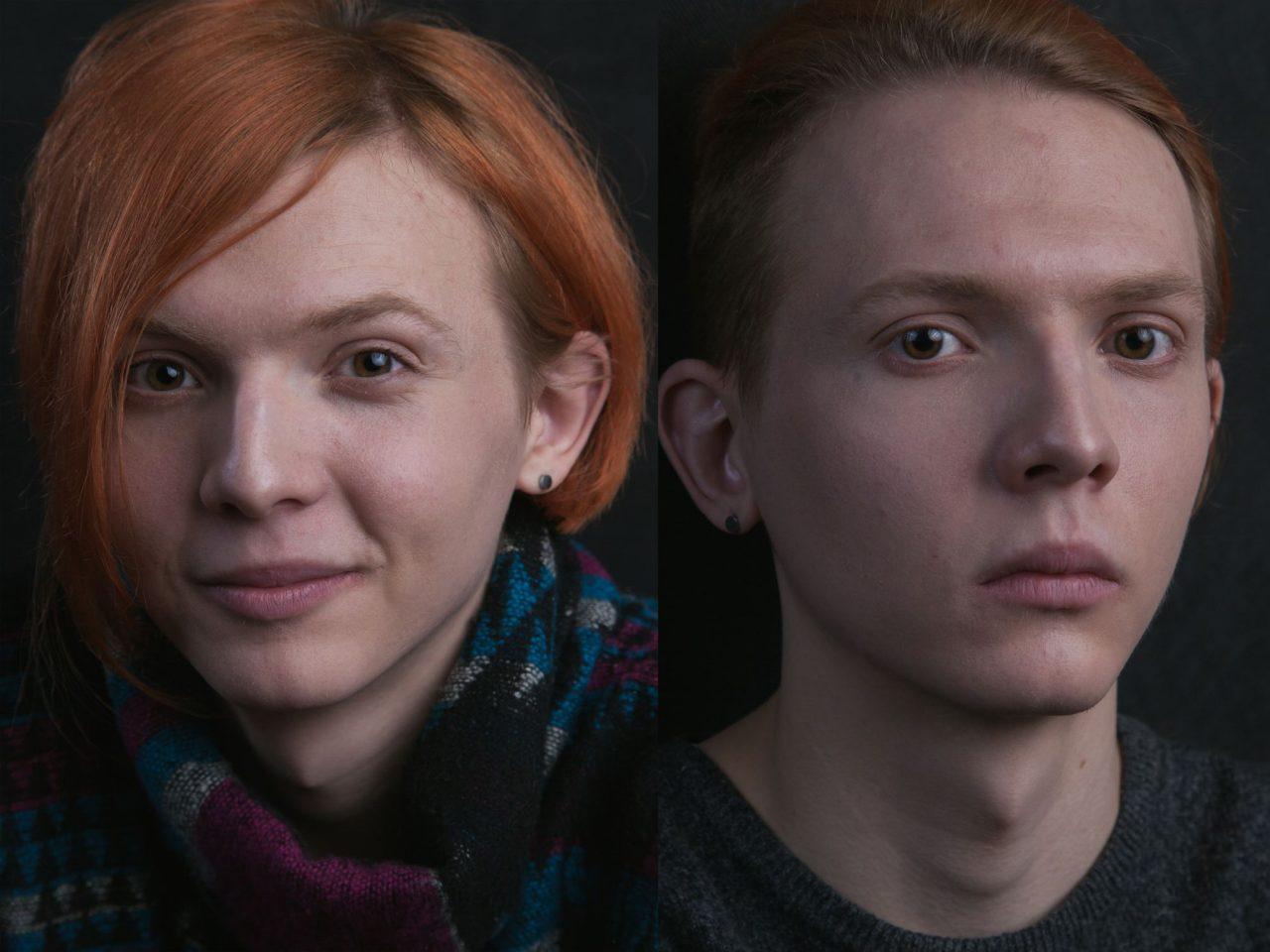 Мужик думал што трансвестит это баба и когда он узнал била уже позна