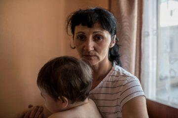 Милляуша с дочерью