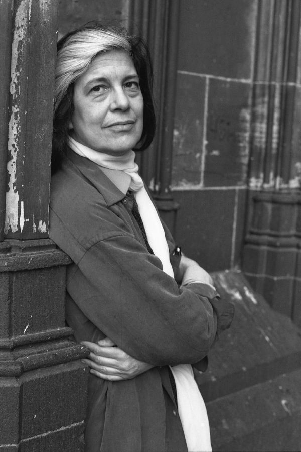susan sontag Susan sontag's impassioned political pronouncements and her advocacy of the avant-garde made her a lionized and.