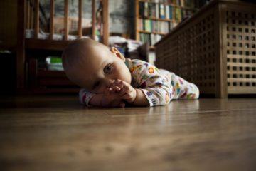 Федору Сарабьеву 1 год и 2 месяца. Он первый российский ребенок со spina bifida, прооперированный внтуриутробно в Швейцарии.