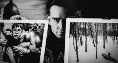 В холле кинотеальтра Спартак проходила фотовыставка посвещенная теме Аутизма