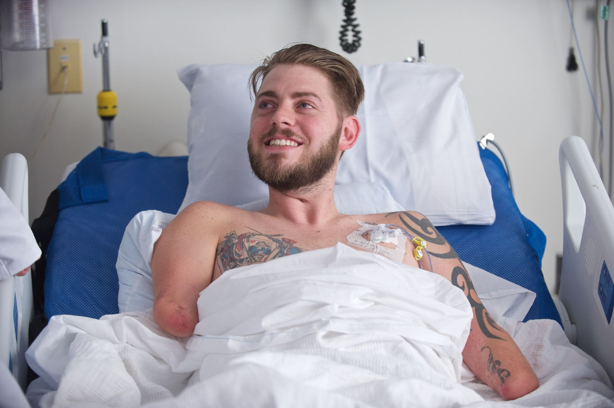 Секс в армейском госпитале