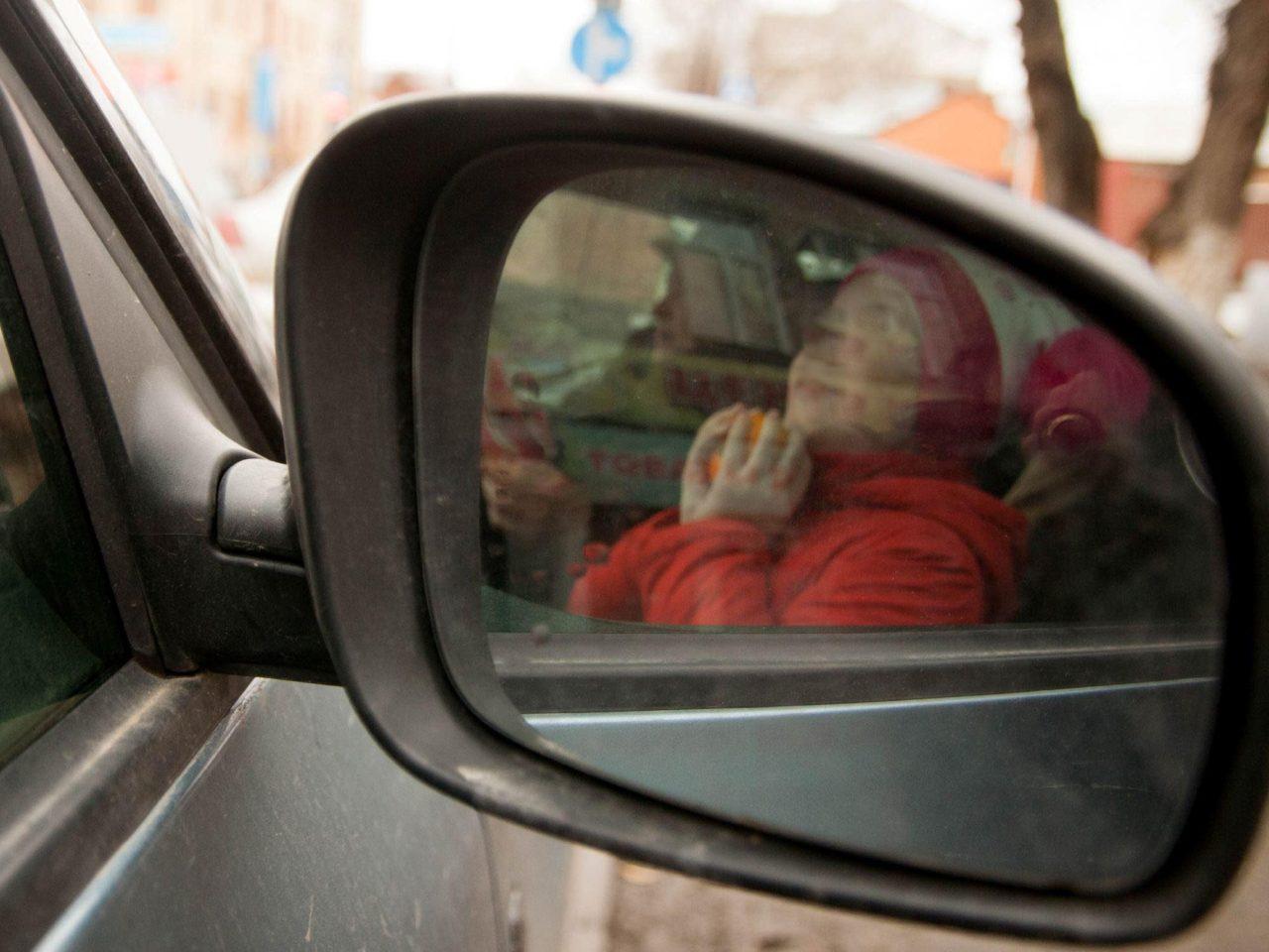рамсказы с тетей в авто