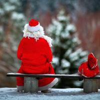 Дед Мороз в Костромской области