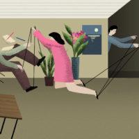 Иллюстрация: Анастасия Пожидаева для ТД