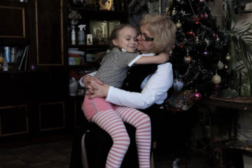 Ирина и Соня. Тверь, 26 декабря.