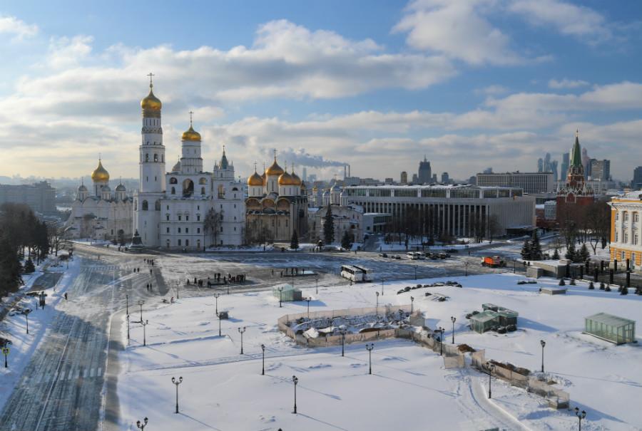 Ивановская площадь картинка