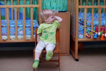 В больничных палатах для детей-сирот   фото: Женя Козикова