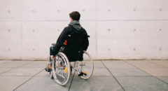 Life in a wheelchair