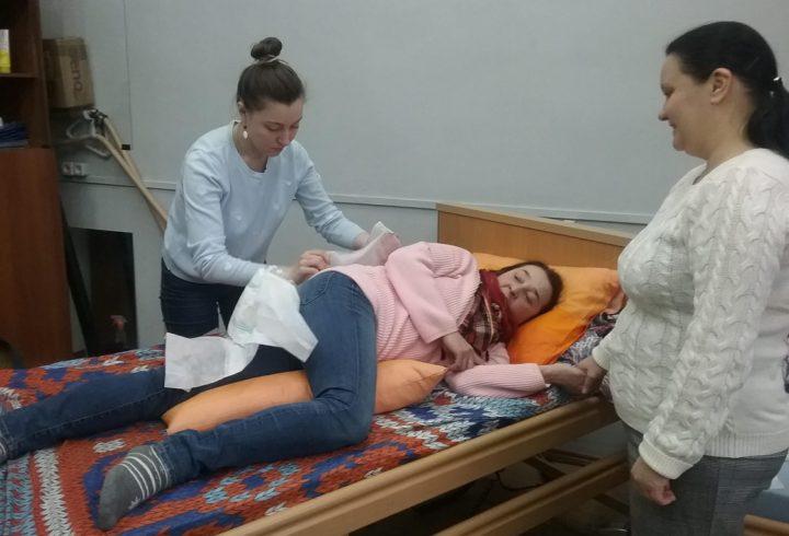 Государственные службы по уходу за лежачими больными дом престарелых для бывших сотрудников мпс