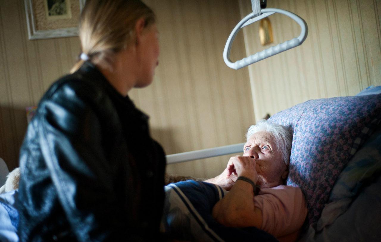 Куда обратиться если в доме лежачий больной
