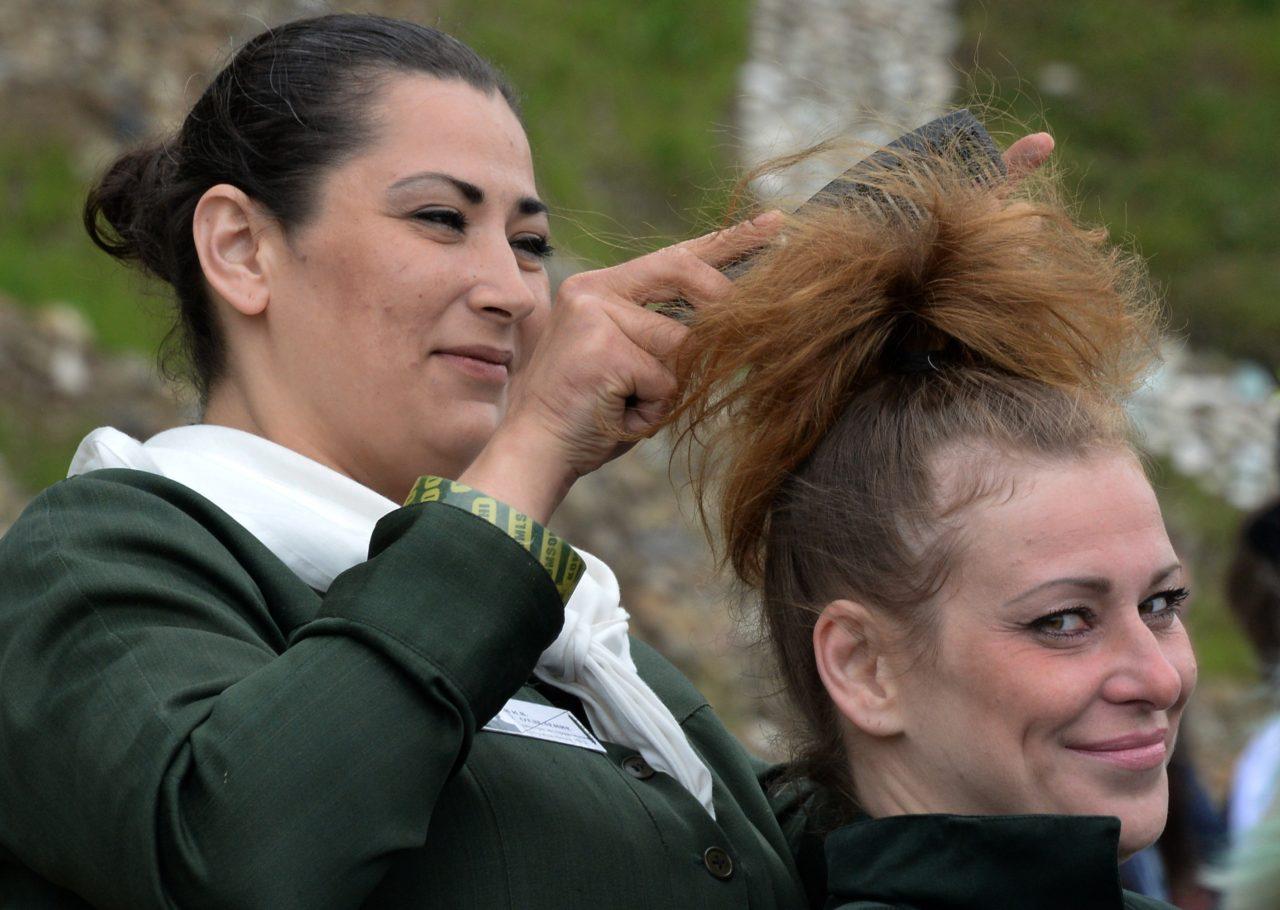 Лесбийские отношения в женских тюрьмах — pic 15