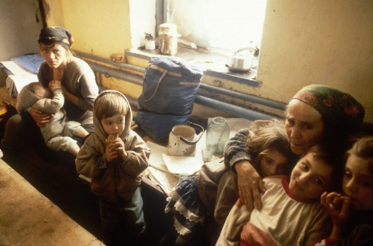 путешествие в ад чеченский дневник