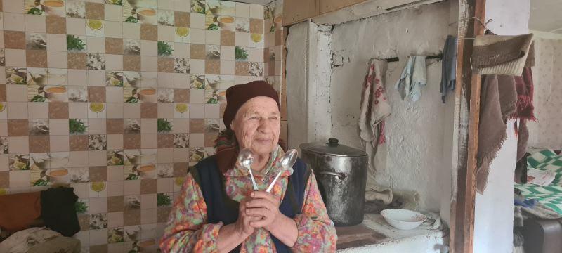 Бабушка с характером — Такие дела