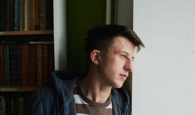 Правила жизни бездомных: Вадим, 26 лет