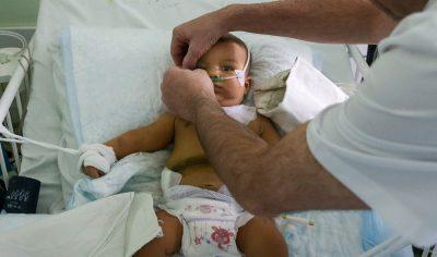 Михаил Каабак: «80 процентов малышей с почечной недостаточностью обречены на смерть»