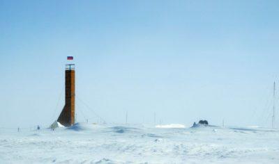Забытые в Антарктиде