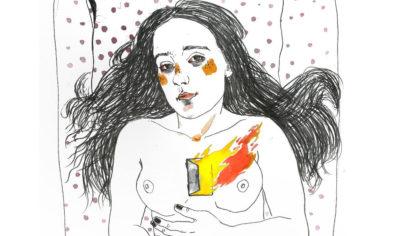 Депрессия, бунтарство и сублимация. Интервью с художницей Машей Катарсис