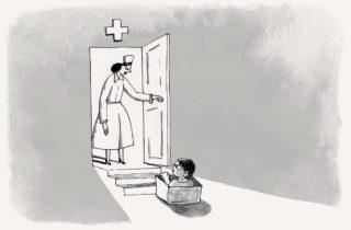 Больничные сироты