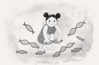 Генетические исследования для детей с опухолями мозга