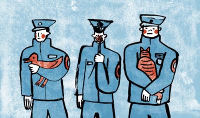 Скромное обаяние чешской полиции