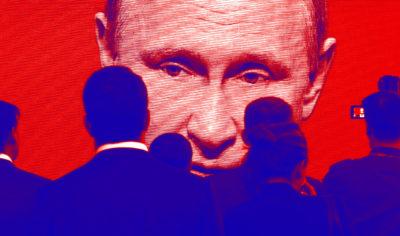 Путин не нужен