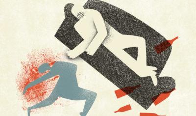 Усилие против насилия